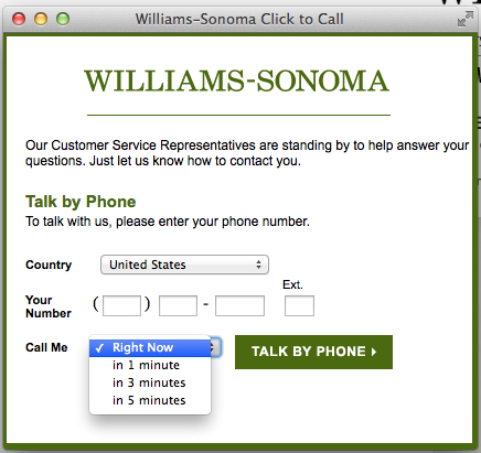 Williams-sonoma_Call_Popup